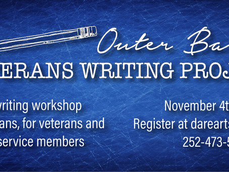 Veterans Writing Workshop Now Accepting Applications
