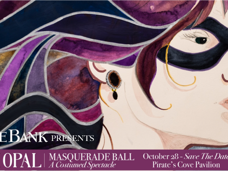 Dare County Arts Council Announces Black Opal Masquerade Ball Date