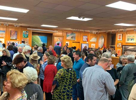 Dare County Arts Council Announces 42nd Annual Frank Stick Memorial Art Show Award Recipients