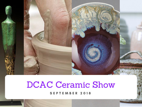 Ceramics Show To Open At Dare County Arts Council In September