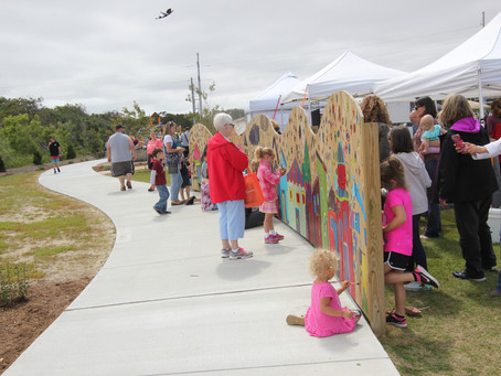 29th Annual Artrageous Kids Art Festival To Kickoff Summer Season at Dowdy Park
