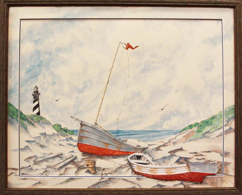 Eure Boats by Glenn Eure