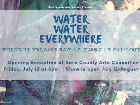 Water Water Everywhere Exhibit To Open In July