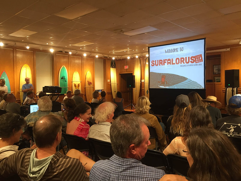Surfalorus 2016 Screening at DCAC. Photo