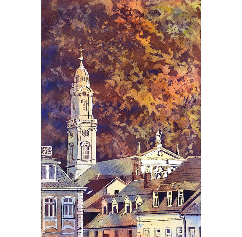 Heidelberg by Ryan Fox