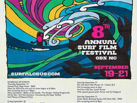 Surfalorus Film Festival Hitting Outer Banks In September