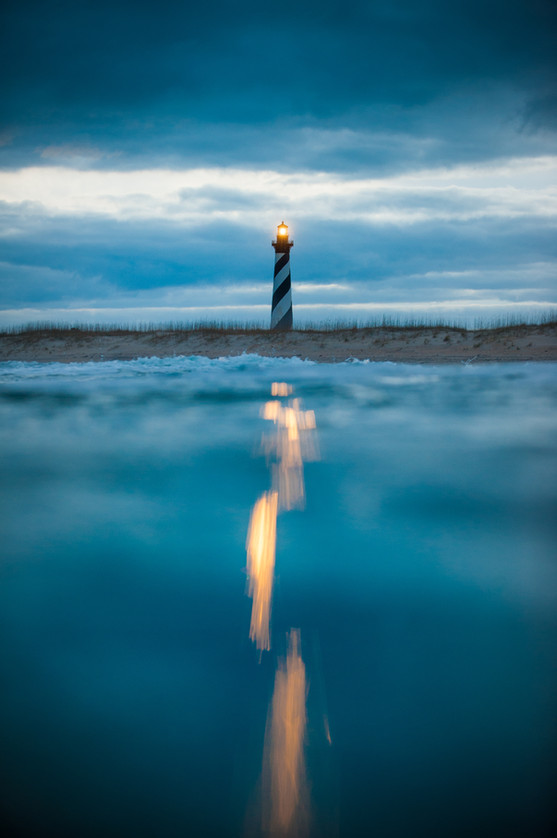 Lighthouse by Daniel Pullen