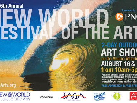 Waterfront Art Show Returns To Manteo for 36th Year
