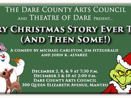 Arts Council, Theatre of Dare Team Up For Christmas Comedy