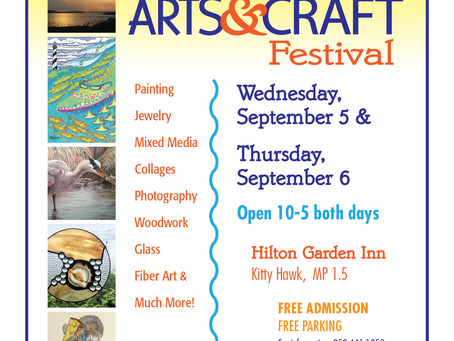 The OBX Arts & Craft Festival