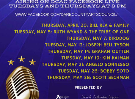 Local Musicians To Perform In The Courthouse Sessions (Home Edition)