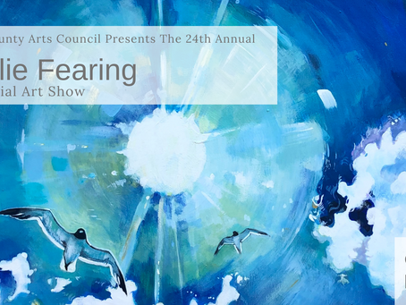 Dare County Arts Council Announces A Call For Entry For 24th Mollie Fearing Memorial Art Show