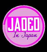 jaded in japan logo png