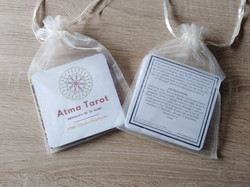 Set de cartas Atma Tarot