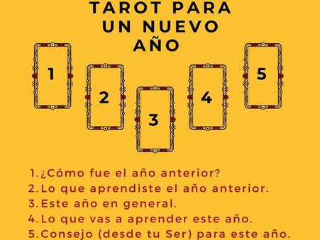 ¿Qué son las tiradas de Tarot?