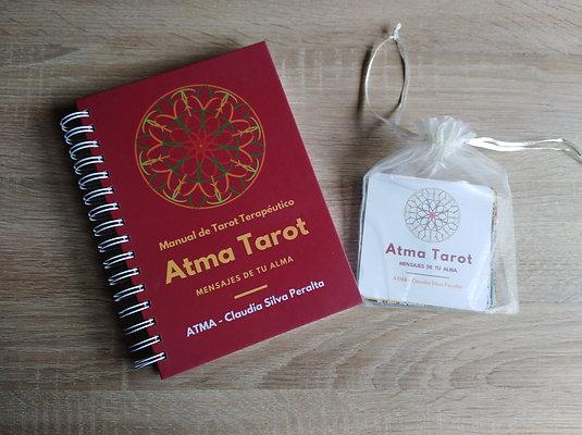 Set  Atma Tarot (Libro + cartas)