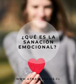 ¿Qué es la sanación emocional?