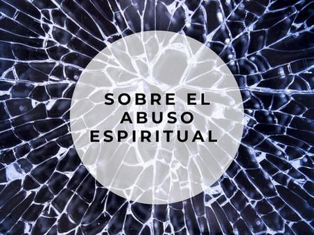 Sobre el abuso espiritual