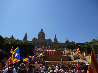 Barcelona - Good Views & Good Food.