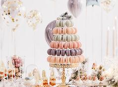 Candybar, Sweet-Table