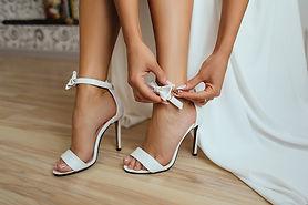 Brautschuhe einlaufen