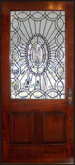 Beveled Door