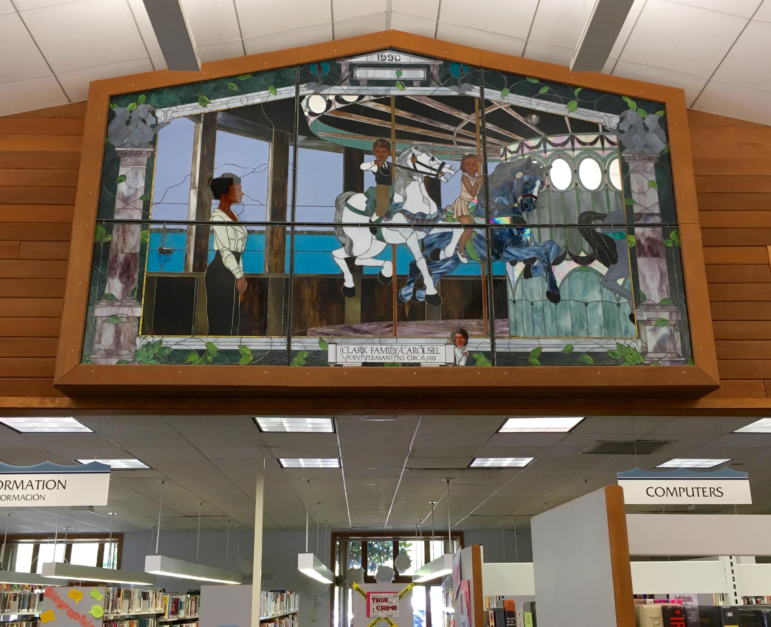 Pt. Pleasant Library