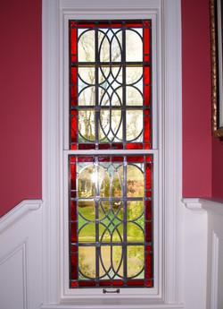 overlapping ovals window