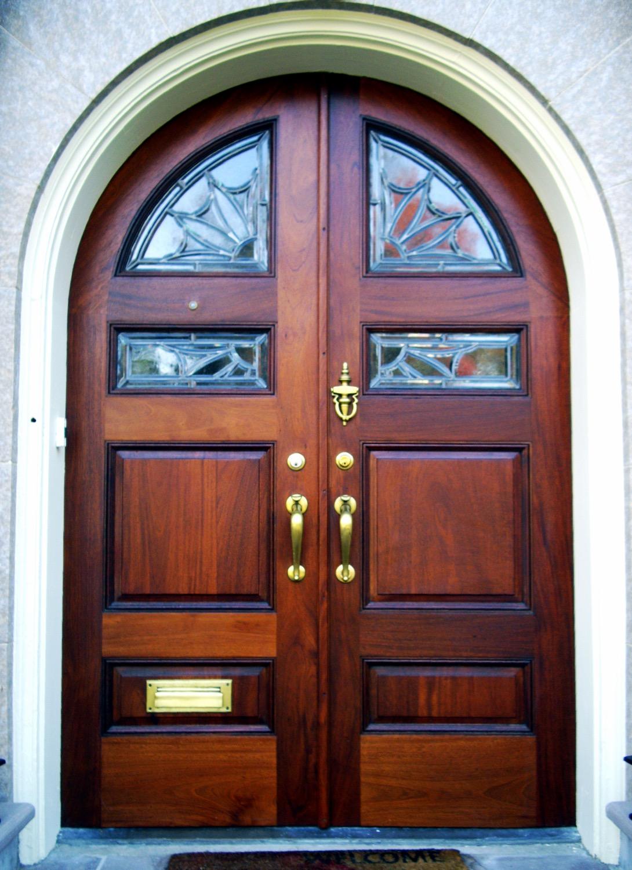 Allenhurst Doors