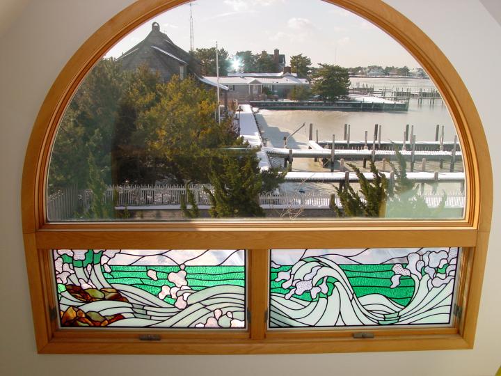 Wave Kitchen Windows