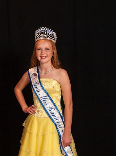 Teen Miss Ramona 2015