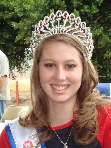 Teen Miss Lakeside 2010