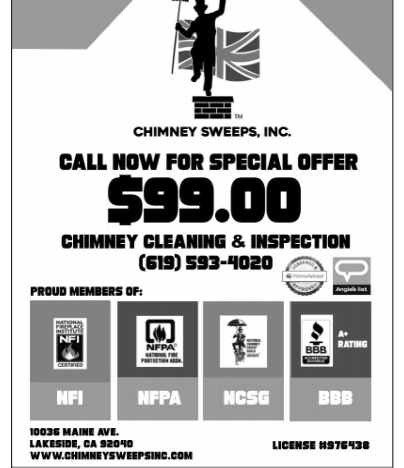 Chimney Sweeps, Inc.