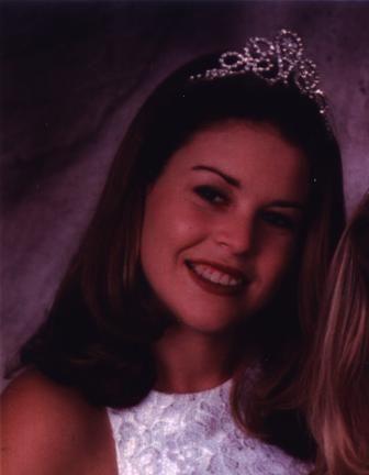 Teen Miss Lakeside 1997