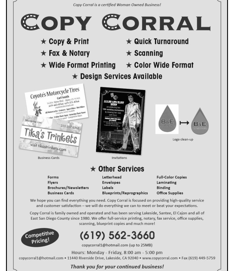 Copy Corral