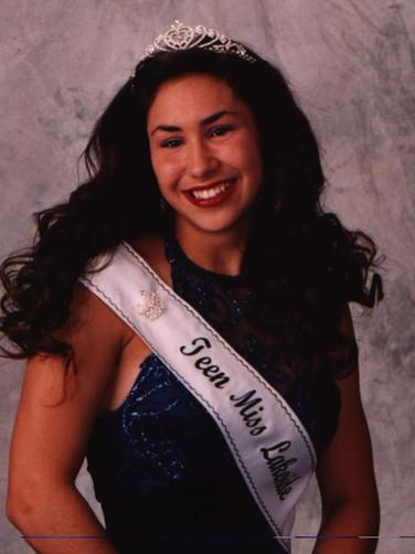 Teen Miss Lakeside 1998