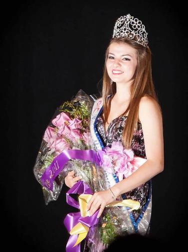 Teen Miss Ramona 2011
