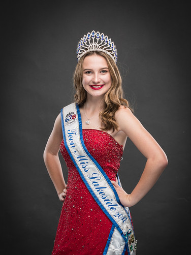 Teen Miss Lakeside 2017