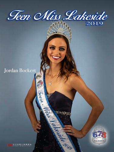 Teen Miss Lakeside 2019