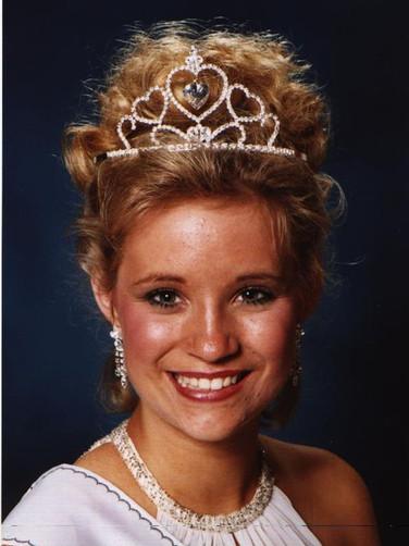 Teen Miss Lakeside 1995