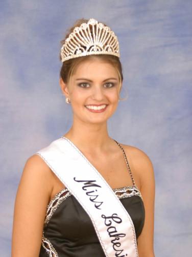 Miss Lakeside 2003