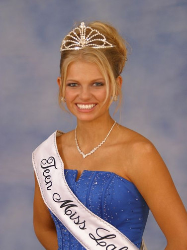 Teen Miss Lakeside 2003