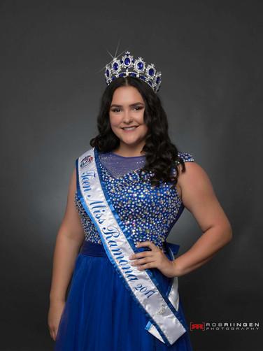 Teen Miss Ramona 2017