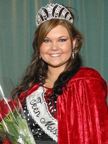 Teen Miss Lakeside 2005