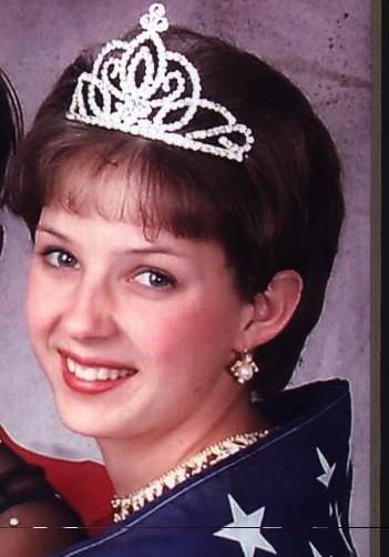 Teen Miss Lakeside 1999