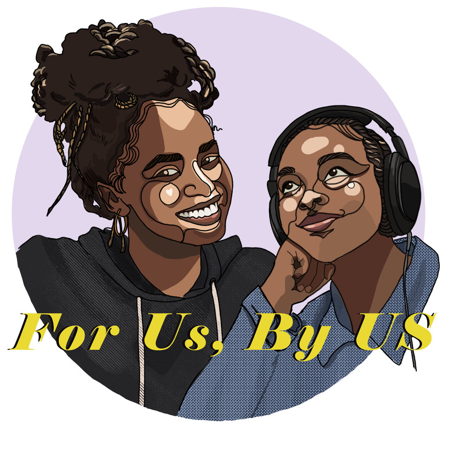 For Us By Us Icon