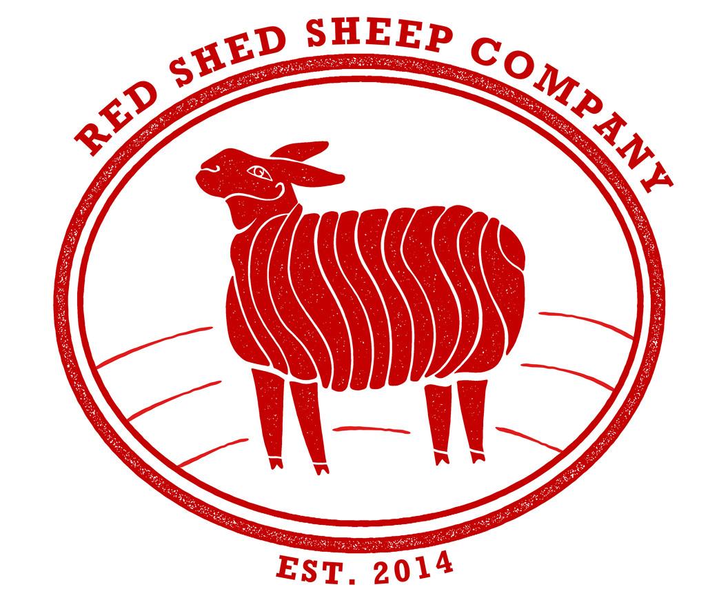 Red Shed Sheep Company Logo