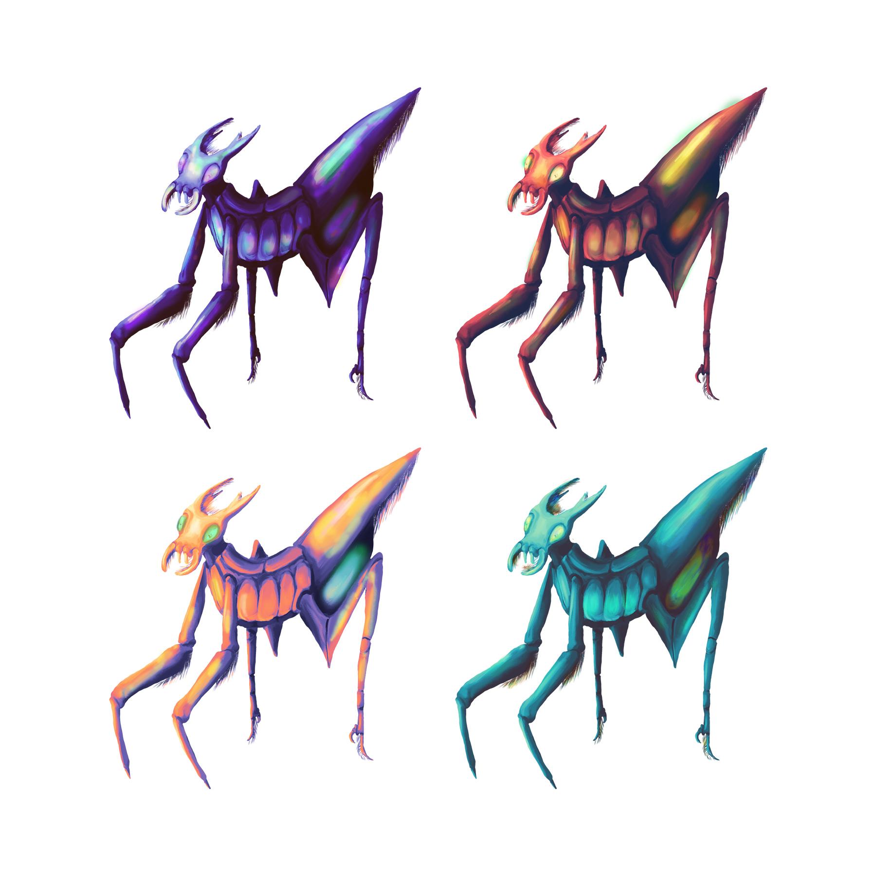 Color Comps