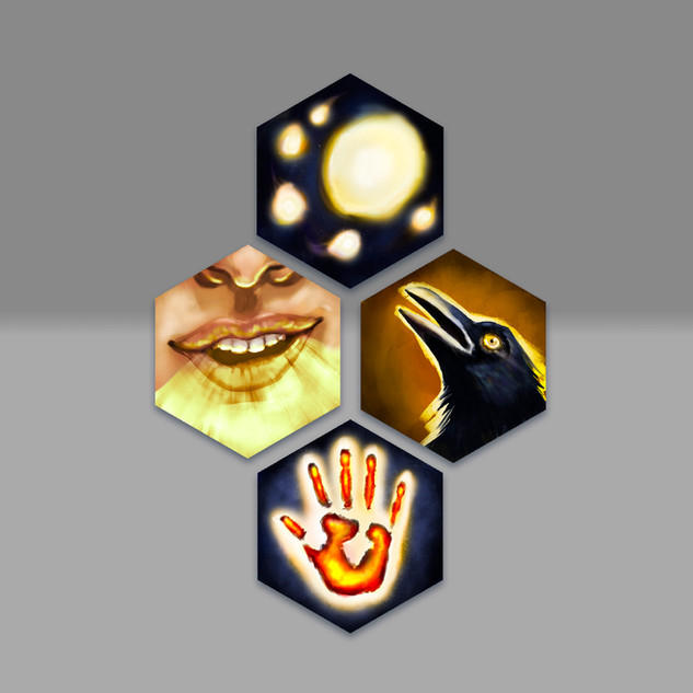 Skill Icons and States