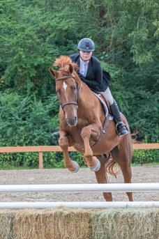 Anna Grace and Maclay
